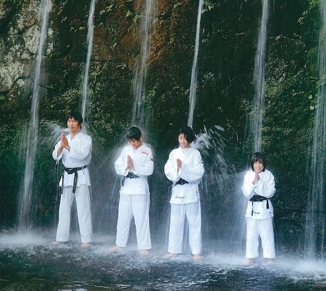 《終了》滝修行の日制定記念 第2回「滝修行の日」記念滝修行会